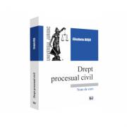 Drept procesual civil. Note de curs - Elisabeta Rosu