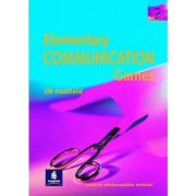 Elementary Communication Games Paper - Jill Hadfield
