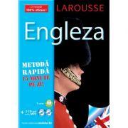 Engleza - Metoda rapida. Carte + 2xCD - Larousse