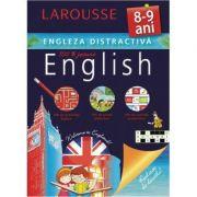 Engleza distractiva 8-9 ani - Larousse