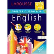 Engleza distractiva 9-10 ani - Larousse