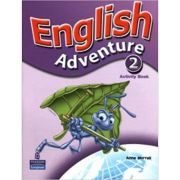 English Adventure, Activity Book, Level 2
