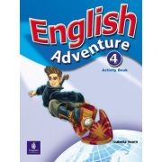 English Adventure, Activity Book, Level 4