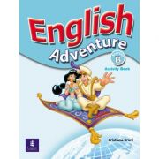 English Adventure, Activity Book, Starter B