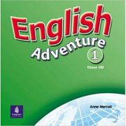 English Adventure, Class CD, Level 1