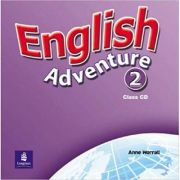 English Adventure, Class CD, Level 2
