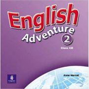 English Adventure, Class CD, Level 2