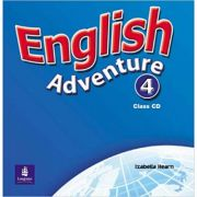 English Adventure, Class CD, Level 4