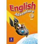 English Adventure, DVD, Level 3