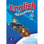 English Adventure, DVD, Level 4