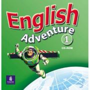 English Adventure, Multi-ROM, Level 1