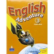 English Adventure, Pupils Book, Level 3, Plus Reader