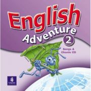 English Adventure, Songs CD, Level 2