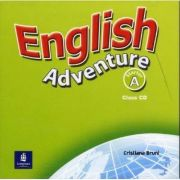 English Adventure, Starter A - Class CD