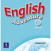 English Adventure, Starter B - Class CD