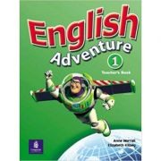 English Adventure, Teacher's Book, Level 1 - Anne Worrall