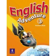 English Adventure, Teacher's Book, Level 3 - Izabella Hearn