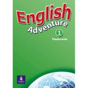 English Adventure. Level 1. Flashcards