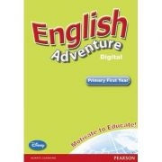 English Adventure Level 1 Interactive White Board