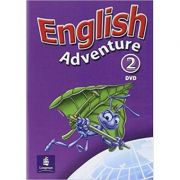 English Adventure Level 2 DVD - Anne Worrall