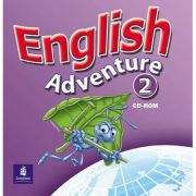 English Adventure Level 2 Multi-ROM