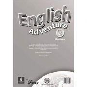 English Adventure Level 2 Posters - Anne Worrall