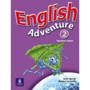 English Adventure Level 2 Teacher's Book