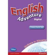 English Adventure Level 4 Interactive White Board