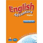 English Adventure Level 5 Interactive White Board CD-ROM - Lucy Frino
