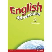English Adventure Starter A Flashcards - Cristiana Bruni