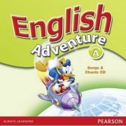 English Adventure Starter A Songs CD - Cristiana Bruni
