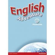 English Adventure Starter B Flashcards - Cristiana Bruni