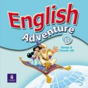 English Adventure Starter B Songs CD - Cristiana Bruni