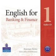 English for Banking Level 1 Audio CD - Rosemary Richey