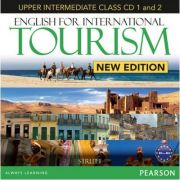 English for International Tourism New Edition Upper Intermediate Class Audio CD - Peter Strutt