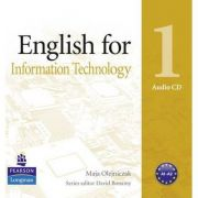English for IT Level 1 Audio CD - Maja Olejniczak