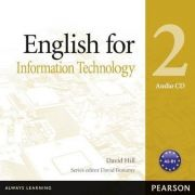 English for IT Level 2 Audio CD - David Hill