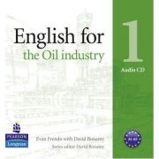 English for Oil Level 1 Audio CD - Evan Frendo