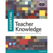 Essential Teacher Knowledge Book and DVD Pack - Jeremy Harmer