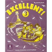 Excellent 3 Activity Book Level 3 - Jill Hadfield
