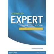 Expert Advanced 3rd Edition eText Teacher's CD-ROM