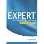 Expert Advanced 3rd Edition Student's Resource Book with Key Paperback - Jan Bell