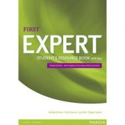 Expert First 3rd Edition Student's Resource Book with Key - Nick Kenny