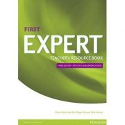 Expert First 3rd Edition Teacher's Book - Drew Hyde