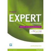Expert First Coursebook with MyEnglishLab - Jan Bell
