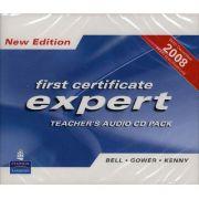 FCE Expert New Edition CD 1-4 - Jan Bell