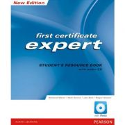 FCE Expert New Edition Student's Resource Book no Key with Audio CD - Richard Mann