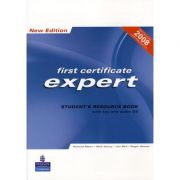 FCE Expert new Edition Students Resource Book with Key CD Pack - Richard Mann