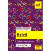 FIZICA. Probleme si experimente. Clasa a 6-a - Florin Macesanu (Avizat M. E. N)