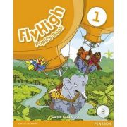 Fly High Level 1 Pupil's Book and CD Pack Paperback - Danae Kozanoglou
